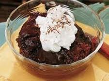 Hot Fudge Cake Recipe