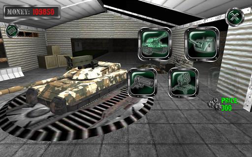 Mad Tank Driver