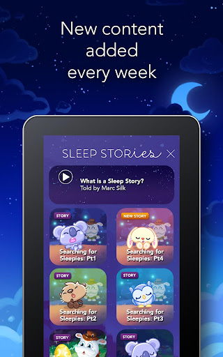 Moshi Twilight Sleep Stories 2.1.0 screenshots 14