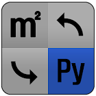 坪平方メートルに変換 icon