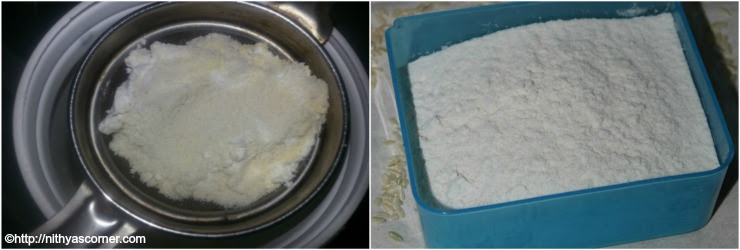 how to make brown rice flour