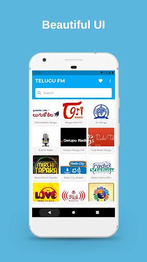 Telugu FM Online Radio screenshot 1