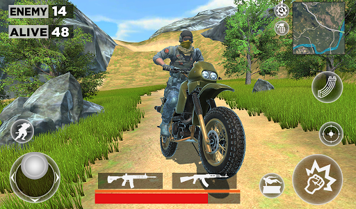 Free Battle Royale: Battleground Survival 2 screenshots 15