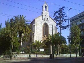 Photo: Η αγγλικανική εκκλησία του Αγίου Παύλου
