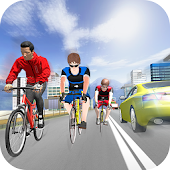 Cycle Fun Racing 3D Riding  🚴🚲