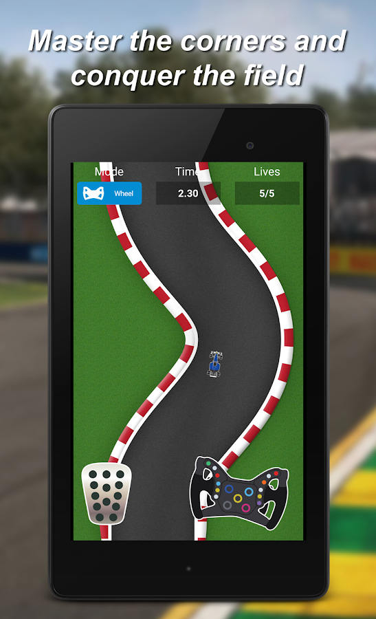 Formula Legend: Race Strategy- screenshot