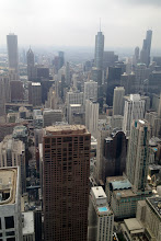 Photo: View from the John Hancock Observatory http://ow.ly/caYpY