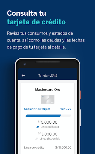BBVA Peru00fa screenshots 4