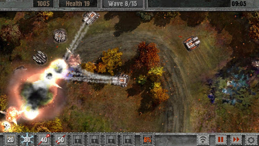 Defense Zone 2 HD Lite 1.6.2 screenshots 5