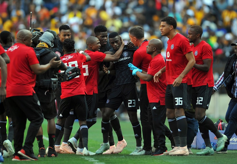 Soweto Derby: Orlando Pirates Too Hot For Kaizer Chiefs In Fiery Soweto