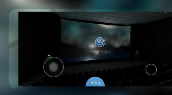 VR World - vr player, vr theater, game Screenshot