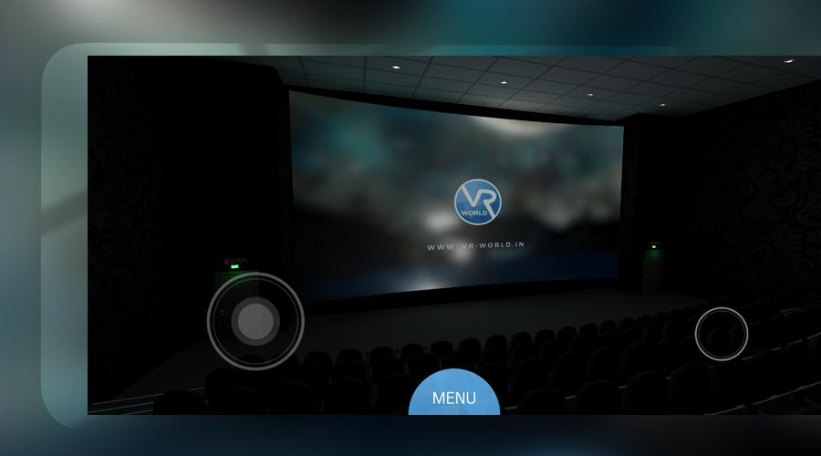 VR World - vr player, vr theater, game- screenshot