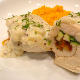 Chicken Roulade Sauce Recipes.