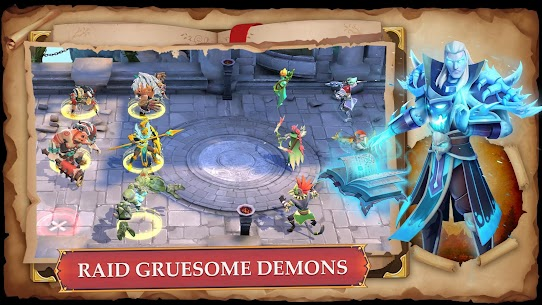Epic Odyssey Apk Download For Android and Iphone 3