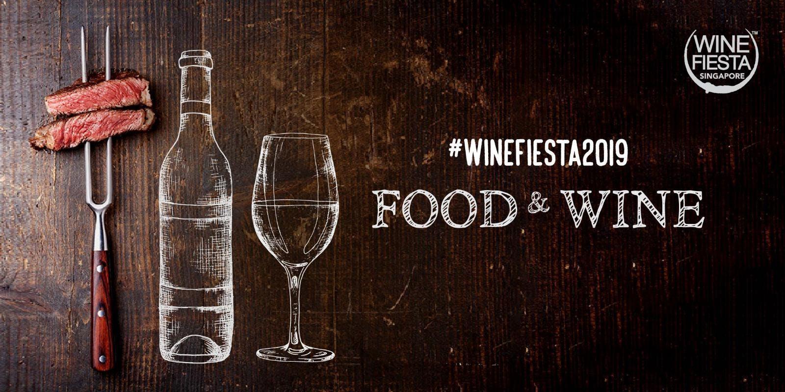 Wine Fiesta 2019 - Food festivals in Singapore