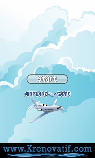 Airplane Game for Kids Free