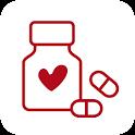 Medicinkortet icon