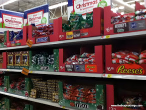 Photo: So many things to choose from, but you can NEVER go wrong with peanut butter and chocolate!  Tis' the Season!
