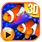 Aquarium Fond Animé icon