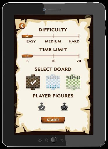 Giraffe Chess - No draw, Only win or lose 1.0 screenshots 9