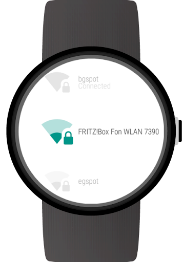 Wi-Fi Manager for Wear OS (Android Wear) screenshots 10