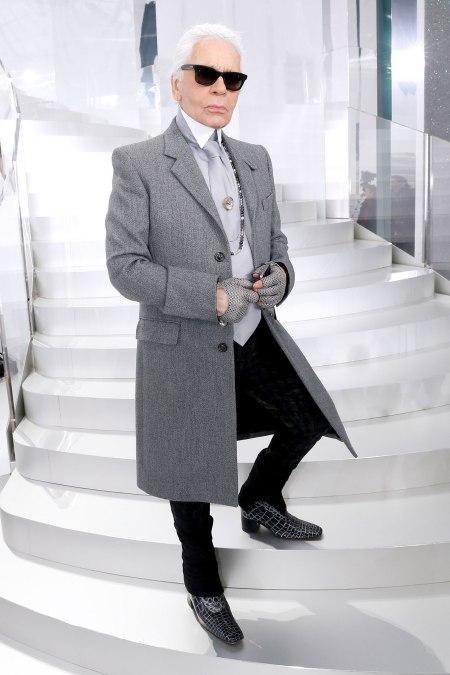 Chanel : Backstage - Paris Fashion Week - Haute Couture S/S 2014