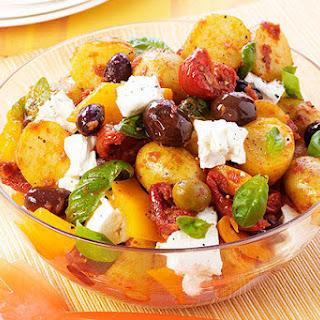 Mediterranean Potato Salad Recipes