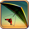 Real Hang Gliding : Free Game icon