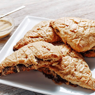 Cinnamon Coffee Scones.