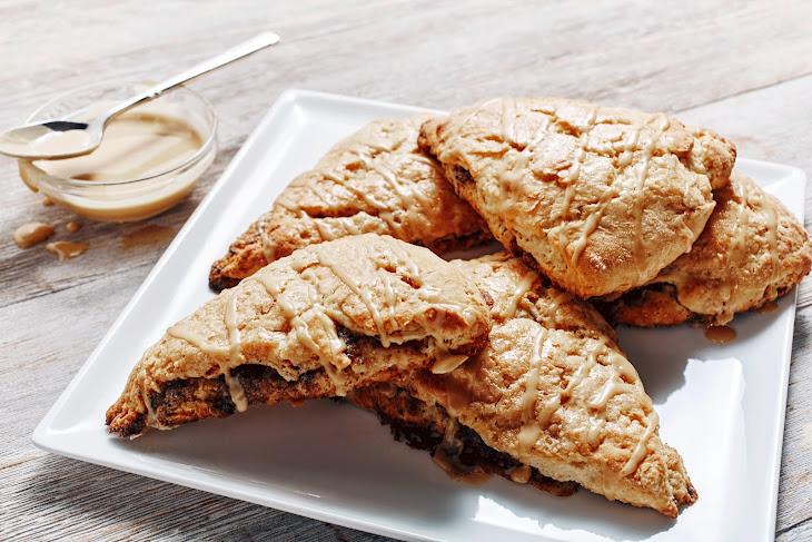 Cinnamon Coffee Scones