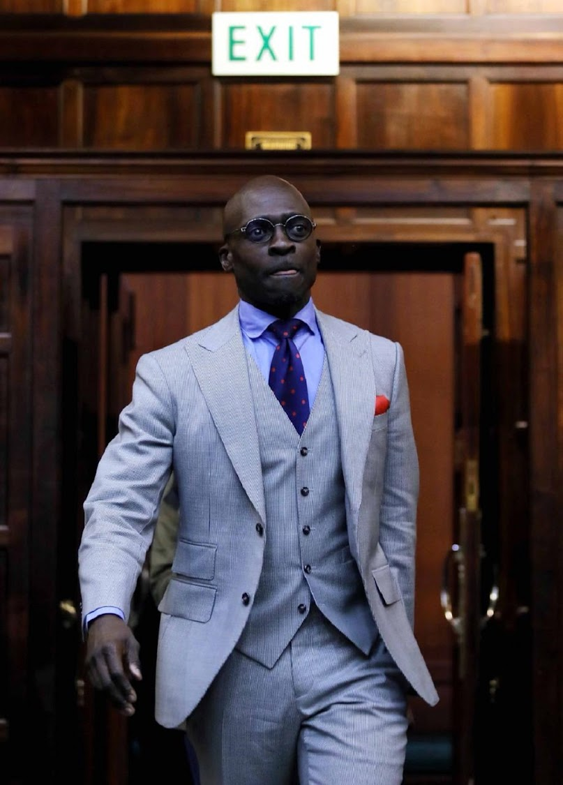 Malusi Gigaba resigned as minister of home affairs.