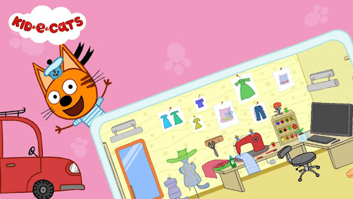 Kid-E-Cats Playhouse filehippodl screenshot 8