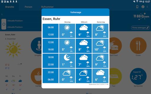 11880.com - Telefonbuch & Anruferkennung 8.4.0 screenshots 8