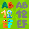 Kids Learn Letters & Numbers icon
