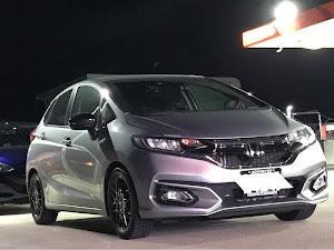 フィット GK3 13G Honda Sensingのカスタム事例画像 SAWARAさんの2019年03月29日02:15の投稿