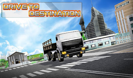 Modern Truck Driving 3D 1.1 screenshot 40687