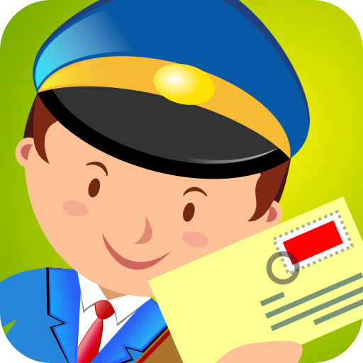 Postmaster Jack - Math Brain Trainer Game