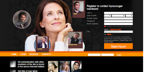 New Victoria dating site