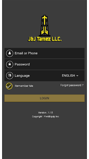Screenshot for JJ Tamez in United States Play Store