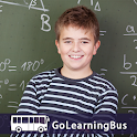 Grade 5 Math by GoLearningBus icon