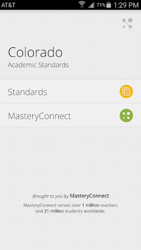Colorado Academic Standards