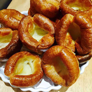 Best homemade Yorkshire puddings.