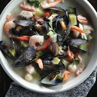 Wine With Seafood Chowder Recipes