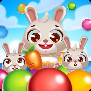 Bunny Pop MOD APK 1.2.18 (Mod Coins & Boosters)
