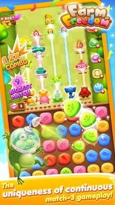 Farm Freedom -Fun match game - screenshot