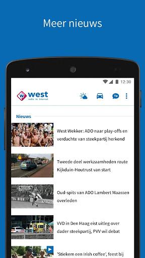 Omroep West 8.9.0 screenshots 4