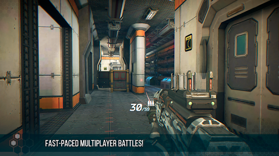 INFINITY OPS: Sci-Fi FPS Screenshot