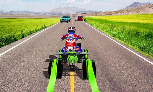 PC u7528 Light ATV Quad Bike Racing, Traffic Racing Games 1