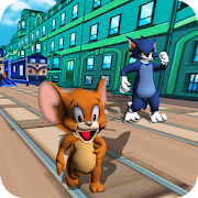 Download Rush Tom Run Jerry APK for Android Kitkat