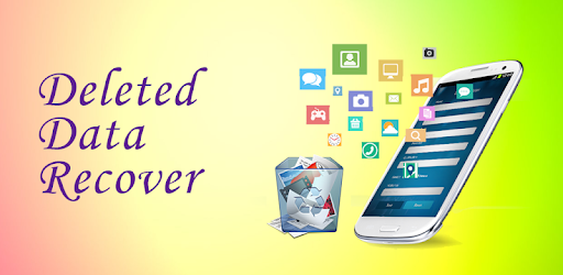 This app helps you to restore your deleted photos videos and contacts